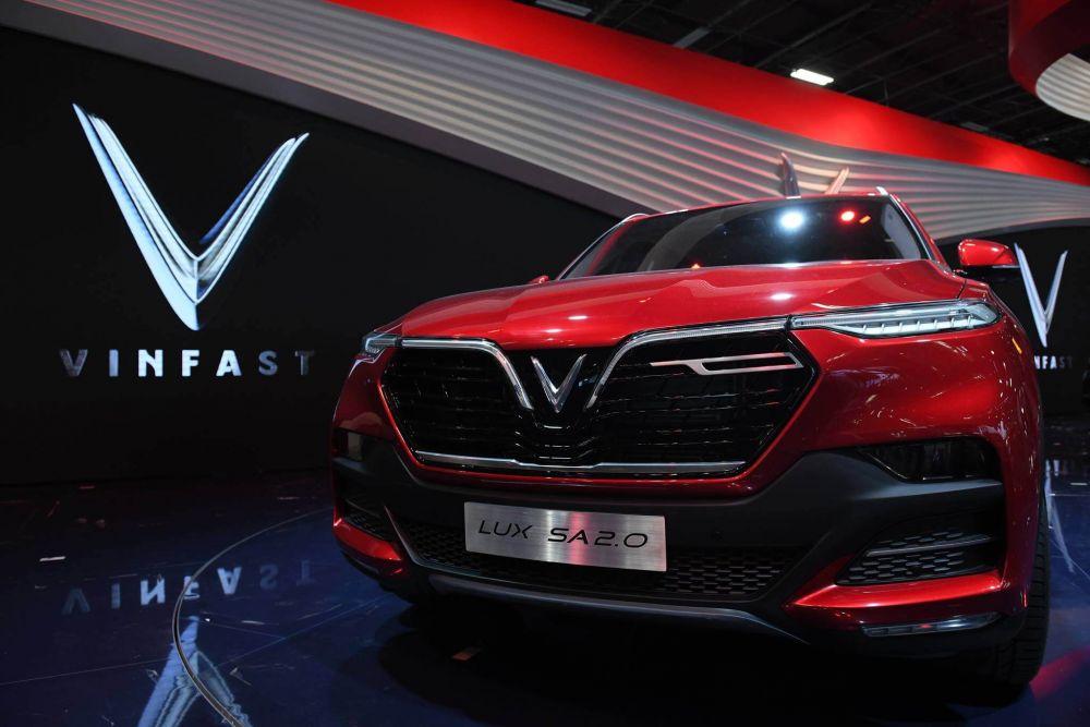 Đầu Xe 2 Vinfast Lux Sa2.0 Vinfast Auto An Thái