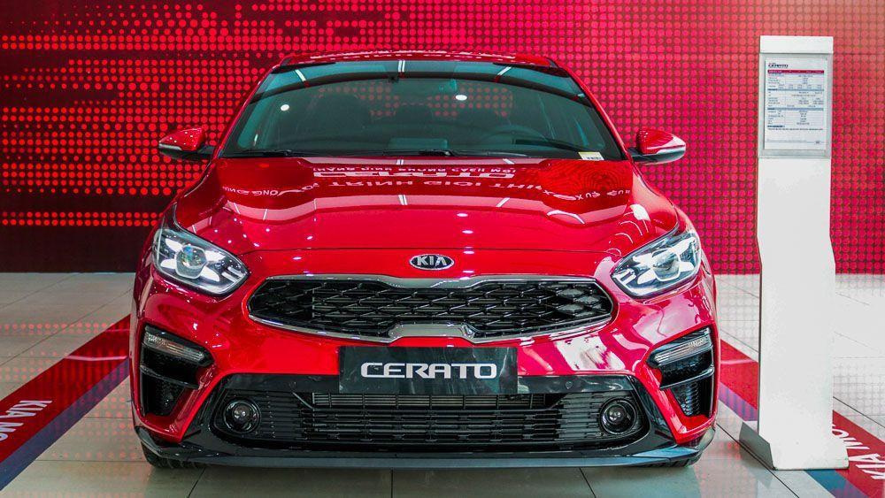 Đánh giá xe kia cerato thịnh hành trên thị trường hiện nay