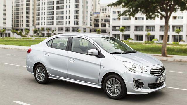Đánh giá xe mitsubishi attrage dành cho người muốn mua xe