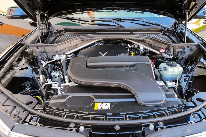 Động cơ xe VinFast Lux SA2.0