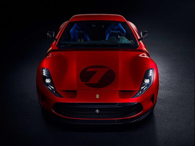 Ngắm siêu phẩm Ferrari Omologata chỉ một chiếc trên toàn thế giới - 3