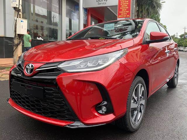 Toyota Yaris: Tin tức mới nhất dòng xe ô tô giá rẻ cỡ nhỏ của Toyota
