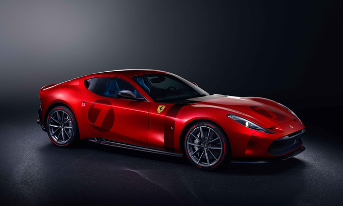 Ferrari Omologata - siêu ngựa độc nhất - Hình 1