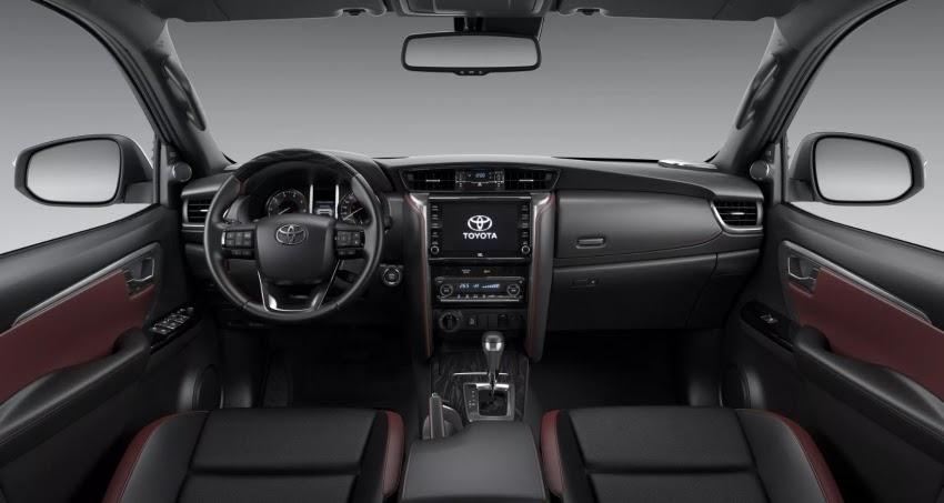 Toyota Fortuner 2021 ra mắt tại VN, giá từ 995 triệu VNĐ rẻ hơn bản cũ Ảnh 6