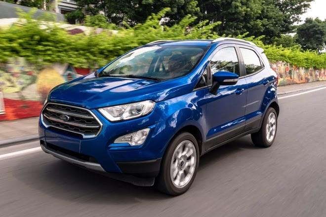 Ford EcoSport 2020 duoc ra mat tai Viet Nam anh 1