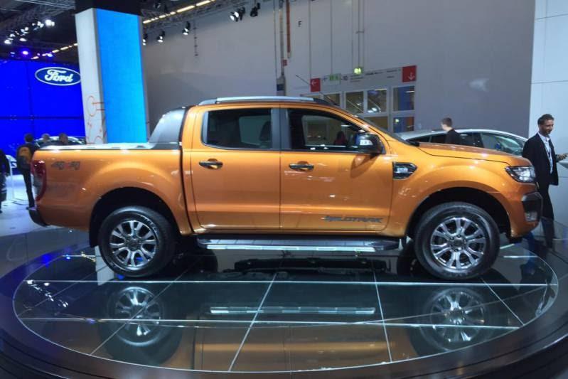 Ford Ranger 2020 Mới – xe bán tải số 1 Việt Nam5