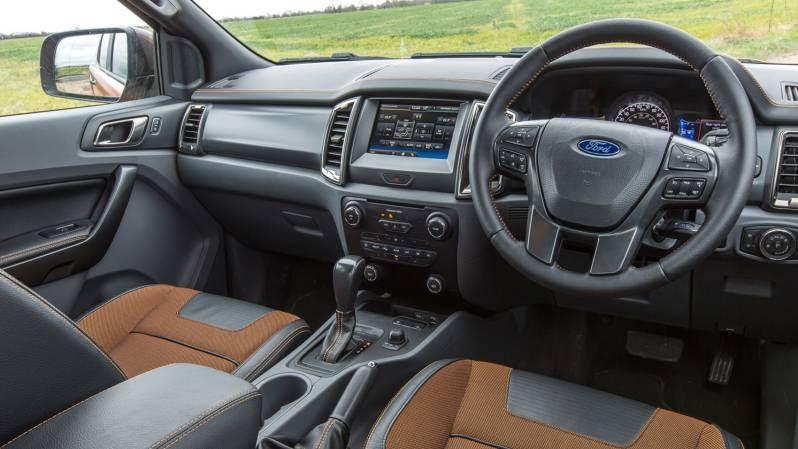 Ford Ranger 2020 Mới – xe bán tải số 1 Việt Nam4