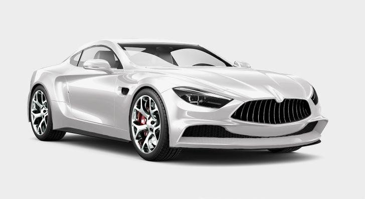 xe ô tô màu bạc