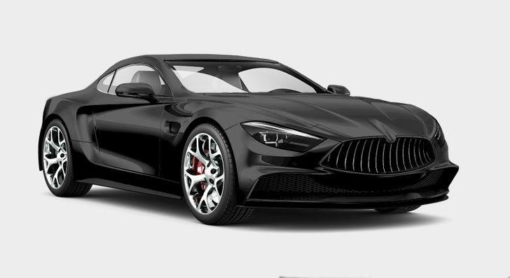 xe ô tô màu đen