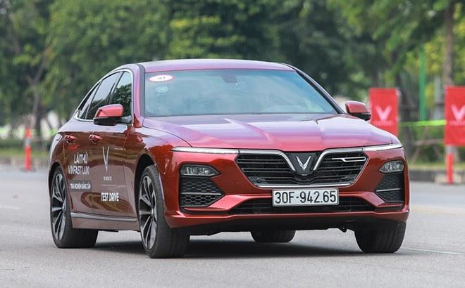 3 mẫu xe VinFast lập kỷ lục doanh số tại Việt Nam - ảnh 1