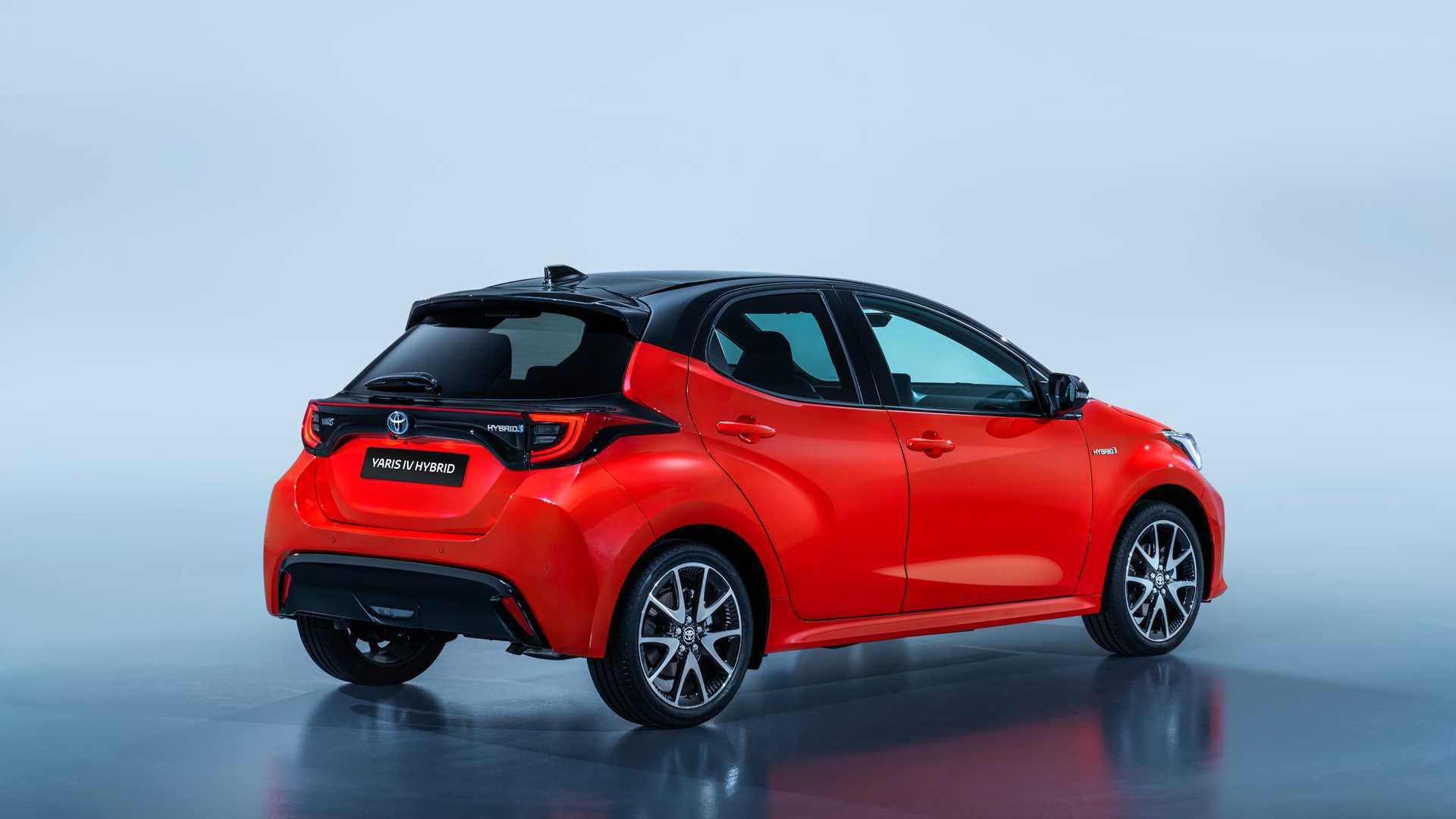 Bị chê quá nữ tính, Toyota Yaris mới sẽ có phiên bản hiệu suất cao nam tính hơn
