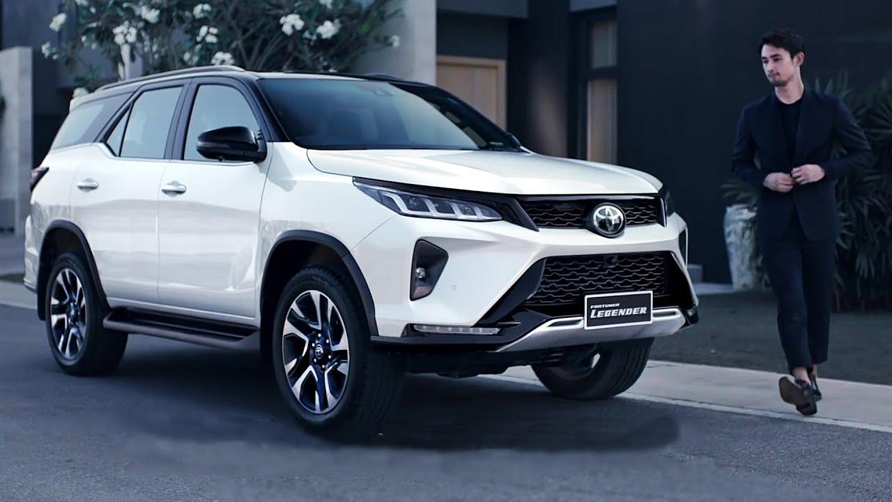 Giá xe Toyota Fortuner 2021: Lăn bánh và Khuyến Mại (1/2021)