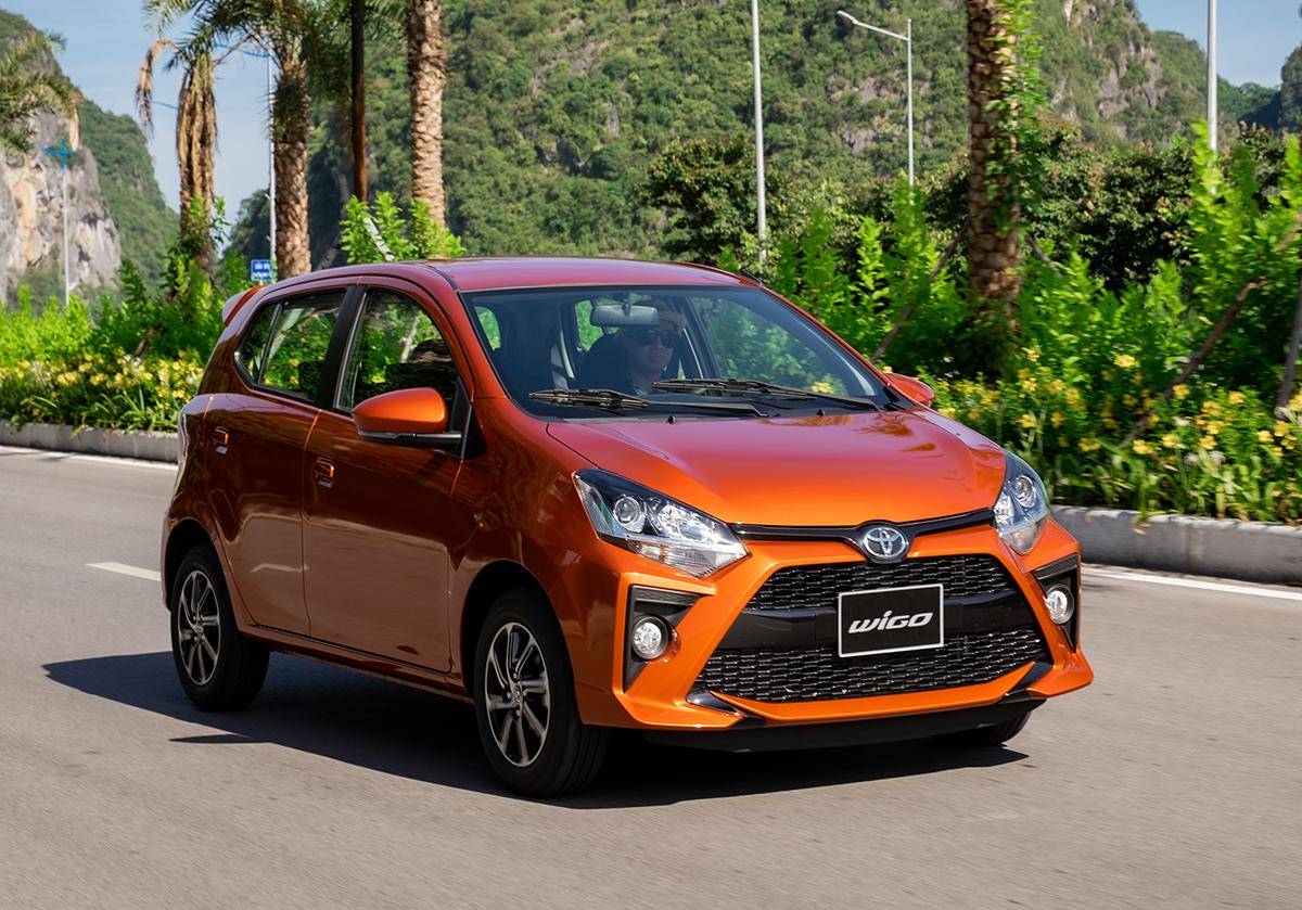 Toyota Wigo 2020 - thêm tiện nghi, giảm giá 21 triệu - VnExpress