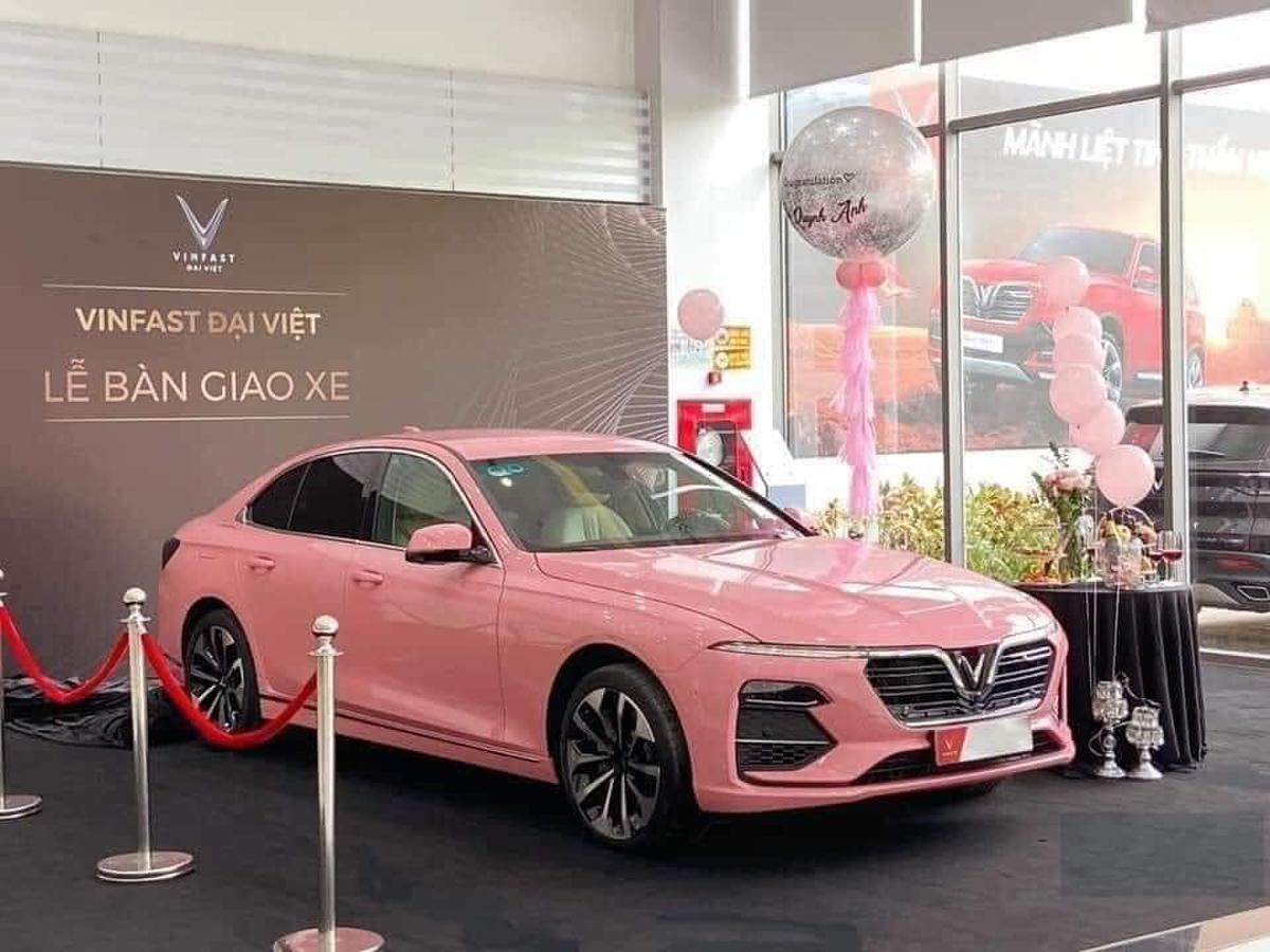 Ai thiết kế mẫu xe hơi cho Vinfast bạn cần biết