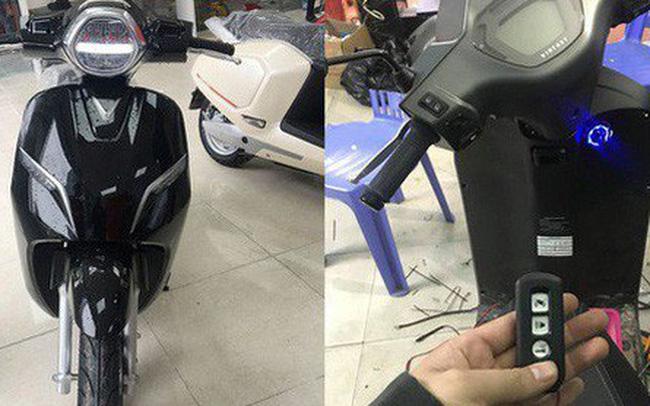 xe máy điện Vinfast Klara